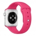 Apple Watch 38mm Sport Band Strap (Petal Pink) protective carrying case by PDair
