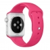 Apple Watch Series 4 44mm Sport Band Strap (Petal Pink)  custom degsined carrying case by PDair
