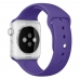 Apple Watch Series 3 38mm Sport Band Strap (Purple) custom degsined carrying case by PDair