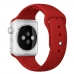 Apple Watch Series 3 38mm Sport Band Strap (Red) custom degsined carrying case by PDair