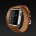 Apple Watch Series 3 42mm Premium Vintage Genuine Leather Band Strap best cellphone case by PDair