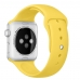 Apple Watch Series 3 42mm Sport Band Strap (Yellow) custom degsined carrying case by PDair