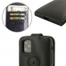 iPhone 11 Pro Max Leather Flip Top Wallet Case genuine leather case by PDair