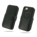 iPhone 7 Leather Flip Cover protective carrying case by PDair