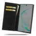 Samsung Galaxy Note 10 5G Leather Folio Flip Wallet Case protective carrying case by PDair