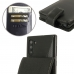 Samsung Galaxy Note 10 5G Leather Flip Case top quality leather case by PDair