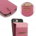 iPhone 7 Plus Leather Flip Wallet Case (Petal Pink) top quality leather case by PDair