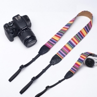 Folk Style Camera Shoulder Neck Strap Vintage Belt for All DSLR Camera NC1327