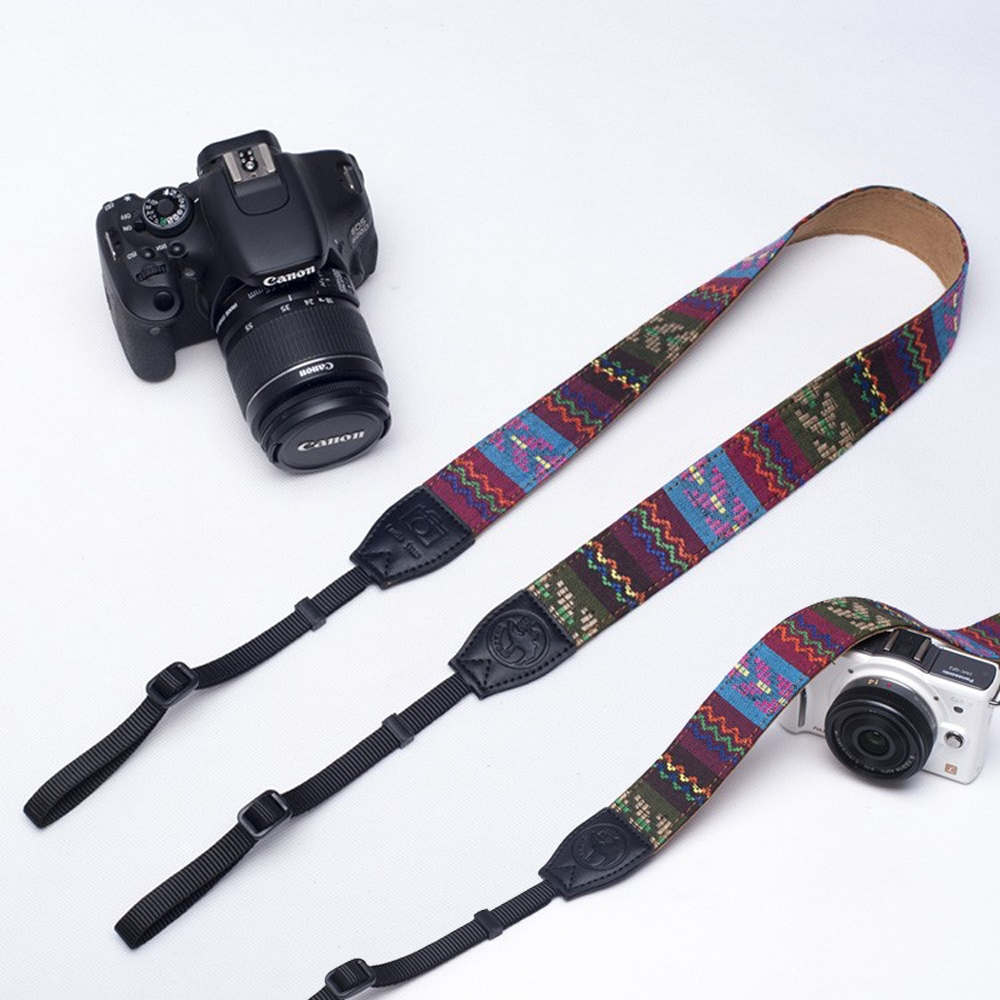 10% OFF + FREE SHIPPING, Buy PDair Top Quality Folk Style Camera Shoulder Neck Strap Vintage Belt for All DSLR Camera NC1328 online. Designed for Camera. You also can go to the customizer to create your own stylish leather case if looking for additional c