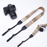 Folk Style Camera Shoulder Neck Strap Vintage Belt for All DSLR Camera NC1329