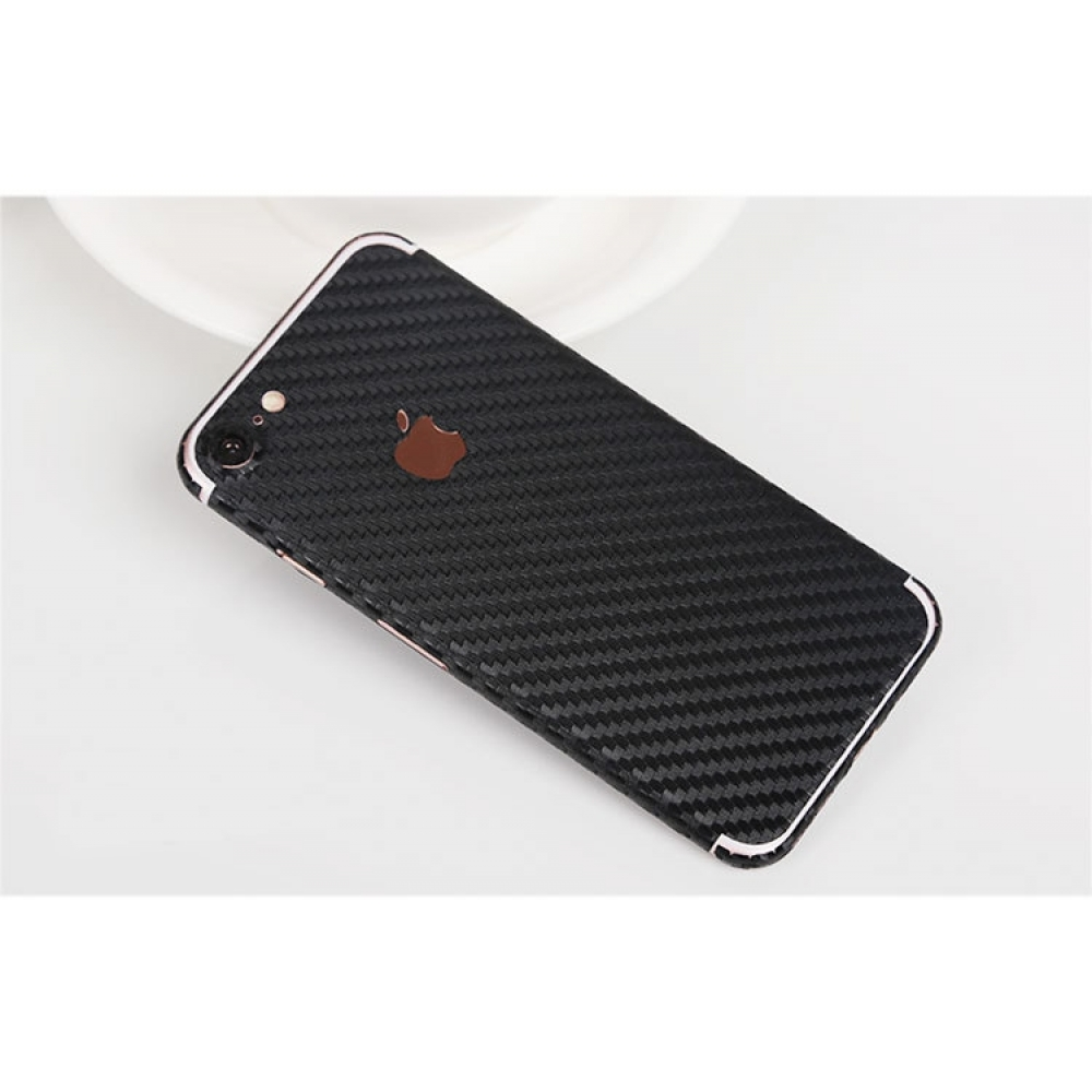 10% OFF + FREE SHIPPING, Buy Best PDair Top Quality Carbon Fiber iPhone Decal Wrap Skin Set (Black) which is available for iPhone 7, iPhone 7 plus. You also can go to the customizer to create your own stylish leather case if looking for additional colors,