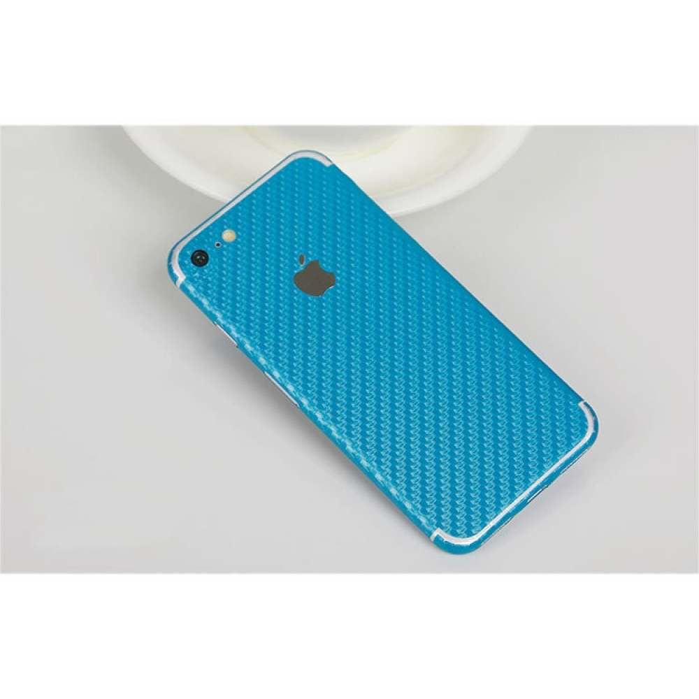10% OFF + FREE SHIPPING, Buy Best PDair Top Quality Carbon Fiber iPhone Decal Wrap Skin Set (Blue) which is available for iPhone 7, iPhone 7 plus. You also can go to the customizer to create your own stylish leather case if looking for additional colors,