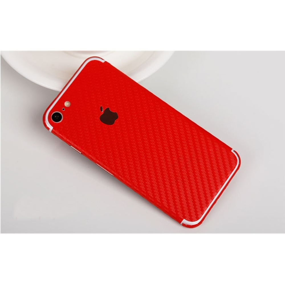 10% OFF + FREE SHIPPING, Buy Best PDair Top Quality Carbon Fiber iPhone Decal Wrap Skin Set (Red) which is available for iPhone 7, iPhone 7 plus. You also can go to the customizer to create your own stylish leather case if looking for additional colors, p