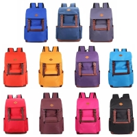 Casual Canvas Laptop Bag / Shoulder Backpack / School Backpack FC008003