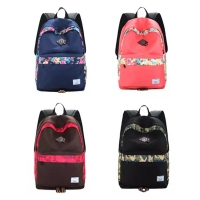 Casual Canvas Laptop Bag / Shoulder Backpack / School Backpack FC7033