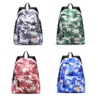 Casual Canvas Laptop Bag / Shoulder Backpack / School Backpack FC9012-6