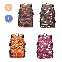 Casual Canvas Laptop Bag / Shoulder Backpack / School Backpack FC9056