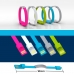 Portable Wristband Micro USB and Lightning Fast Charging Data Cable protective carrying case by PDair
