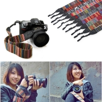 Classic Camera Shoulder Neck Strap Vintage Belt for Canon Nikon Camera