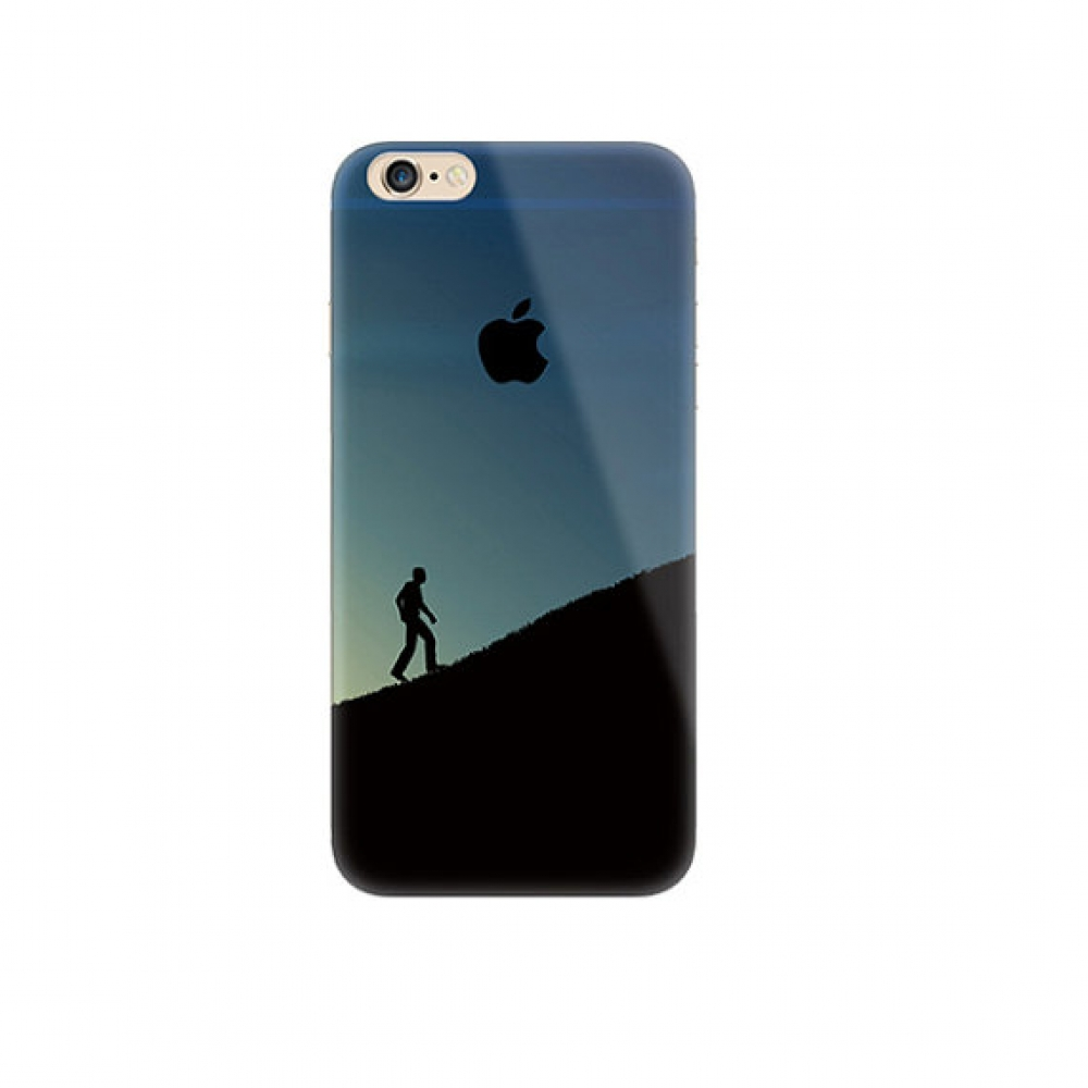 10% OFF + FREE SHIPPING, Buy PDair iPhone Pattern Printed Soft Clear Case Climbing Mountain which is available for iPhone 6 | iPhone 6s, iPhone 6 Plus | iPhone 6s Plus, iPhone 5 | iPhone 5s SE You also can go to the customizer to create your own stylish l