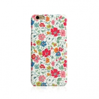 Colorful Little Flowers iPhone 6s 6 Plus SE 5s 5 Pattern Printed Hard Case