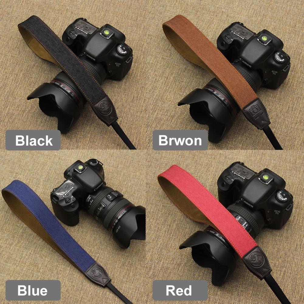 Cowboy Camera Shoulder Neck Strap Vintage Belt for All DSLR Camera :: PDair