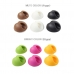 Multipurpose Adhesive Colorful Smart Desktop Cable Clips handmade leather case by PDair