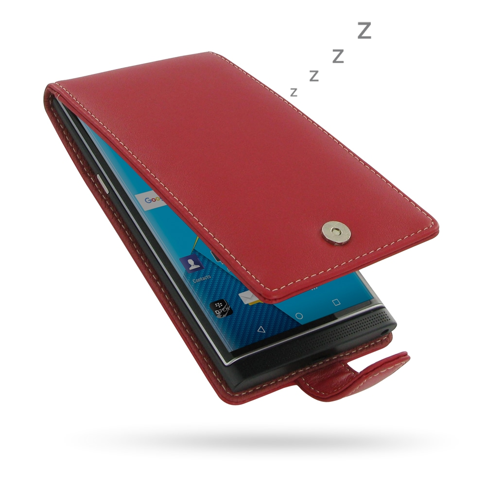 10% OFF + FREE SHIPPING, Buy Best PDair Top Quality Handmade Protective BlackBerry Priv Leather Flip Wallet Case (Red) online. Pouch Sleeve Holster Wallet You also can go to the customizer to create your own stylish leather case if looking for additional