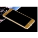 iPhone 6s 6 Plus Decal Wrap Skin Set (Gold) protective carrying case by PDair