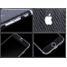 Leather Snake Pattern iPhone 6s 6 Plus Decal Wrap Skin Set (Silver) genuine leather case by PDair