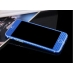 Carbon Fiber iPhone 6s 6 Plus Decal Wrap Skin Set Blue protective carrying case by PDair