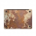 MacBook Air Pro Decal Wrap Skin Set (Iron Rust) genuine leather case by PDair