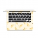 MacBook Air Pro Decal Skin Set (Banana Pattern) genuine leather case by PDair