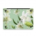 MacBook Air Pro Decal Skin Set (Lily Flower) handmade leather case by PDair