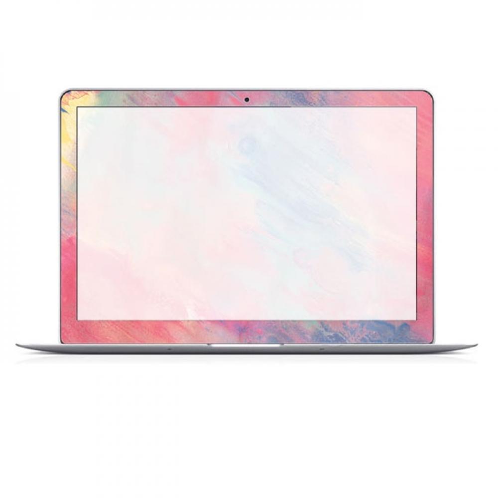 MacBook Air Pro Decal Skin Set (Pastel Paint) :: PDair