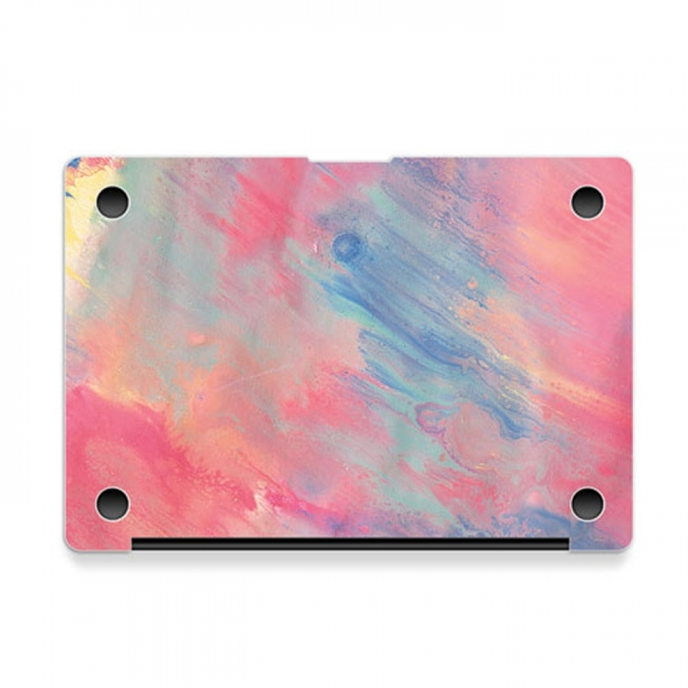 11 Pastel Paint Colors: MacBook Air Pro Decal Skin Set (Pastel Paint) :: PDair Sleeve Pouch