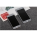 Brushed Aluminum Surface iPhone 7 7 Plus Decal Wrap Skin Set (Grey) protective carrying case by PDair