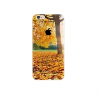 Fall Autumn Scenery iPhone 6s 6 Plus SE 5s 5 Pattern Printed Soft Case