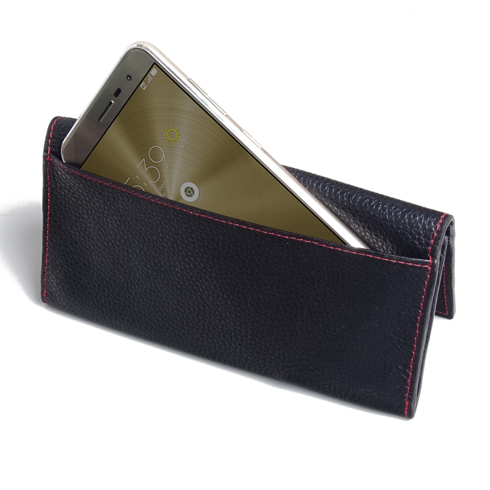 asus zenfone 3 ze520kl leather continental sleeve wallet. Black Bedroom Furniture Sets. Home Design Ideas
