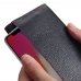 Apple iPhone X Leather Continental Sleeve Wallet (Red Stitching) handmade leather case by PDair