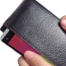 LG V20 Leather Continental Sleeve Wallet (Red Stitching) handmade leather case by PDair