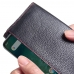 Xiaomi Mi A2 Lite | Redmi 6 Pro Leather Continental Sleeve Wallet (Red Stitching) offers worldwide free shipping by PDair