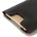 iPhone 6 6s Plus Leather Sleeve (Red Stitching) genuine leather case by PDair