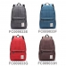 Casual Canvas Laptop Bag/ Shoulder Backpack/ School Backpack FC009033 top quality leather case by PDair