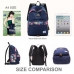 Casual Canvas Laptop Bag / Shoulder Backpack / School Backpack FC7033 protective carrying case by PDair