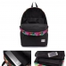 Casual Canvas Laptop Bag / Shoulder Backpack / School Backpack FC8015 handmade leather case by PDair