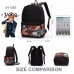 Casual Canvas Laptop Bag / Shoulder Backpack / School Backpack FC9014 protective carrying case by PDair