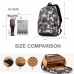 Casual Canvas Laptop Bag / Shoulder Backpack / School Backpack FC90188 protective carrying case by PDair