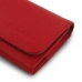 iPhone 6 6s Plus Leather Wallet Case (Red Pebble Leather) top quality leather case by PDair