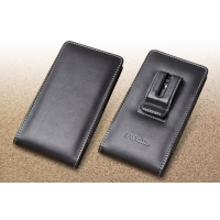 Fujitsu arrows SV Pouch Case with Belt Clip PDair Premium Hadmade Genuine Leather Protective Case Sleeve Wallet